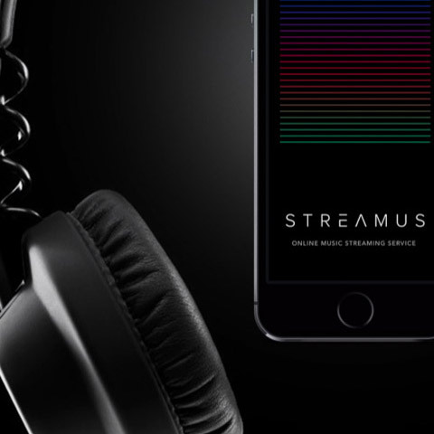 Streamus music streaming app for iOS and Android